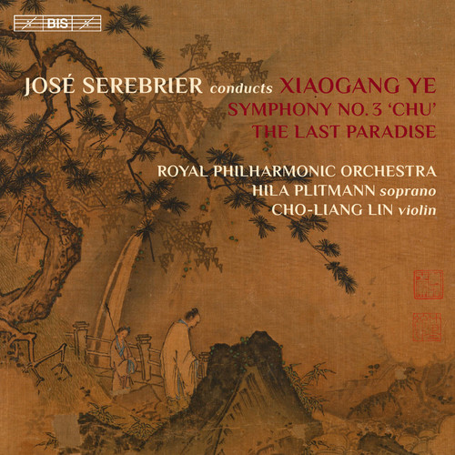 Jose Serebrier Conducts Xiaogang Ye