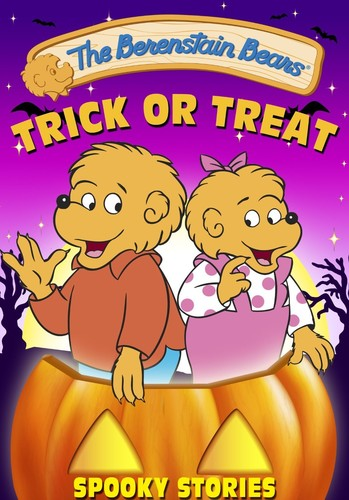 Berestain Bears-Trick or Treat-Spooky Stories