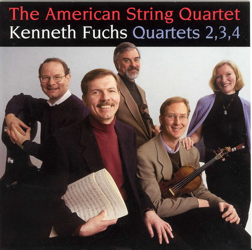 String Quartets 2 3 4