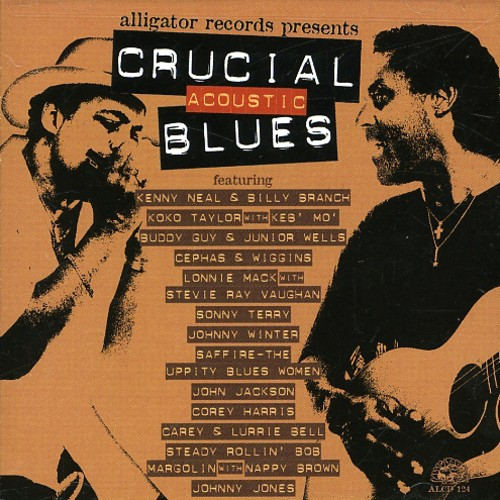 Crucial Acoustic Blues /  Various