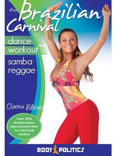 Brazilian Carnival Dance Workout: Samba Reggae