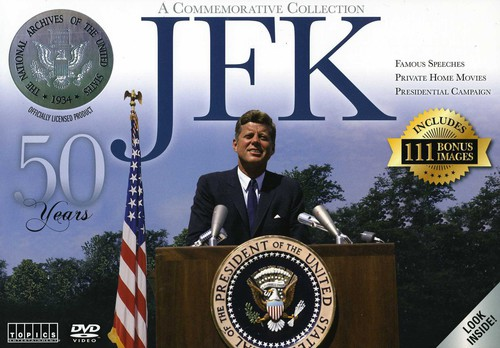 JFK 50 Year Commemorative Collection