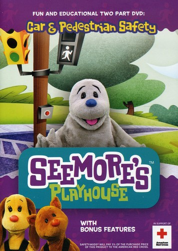 Seemore's Playhouse: Car and Pedestrian Safety [Widescreen]