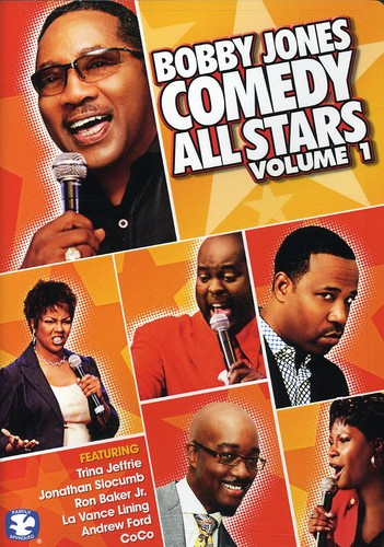 Bobby Jones Comedy All-Stars: Volume 1