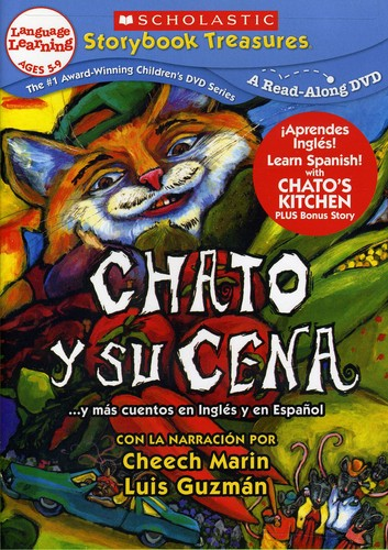 Chato's Kitchen & More Stories to Celebrate