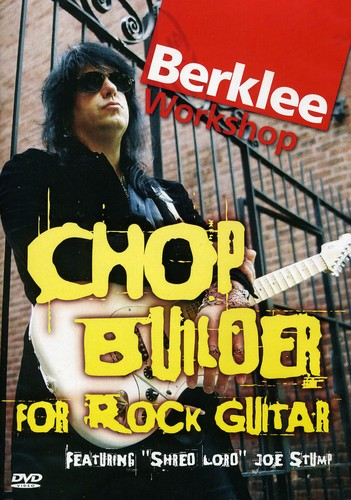 Shred Metal Chop Builder