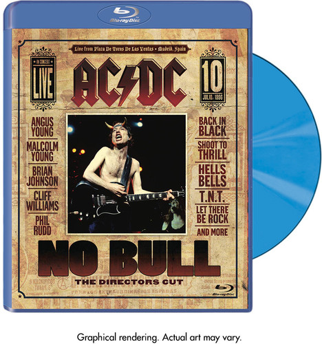 AC/ DC: No Bull: The Director's Cut