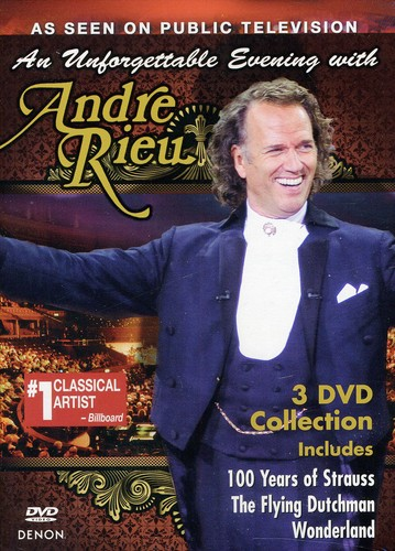 An Unforgettable Evening with Andre Rieu