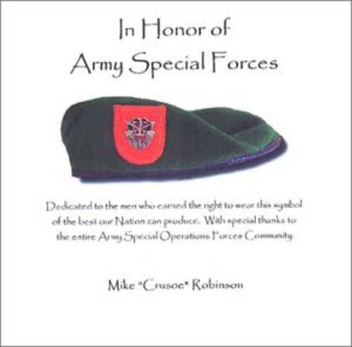 In Honor of Army Special Forces