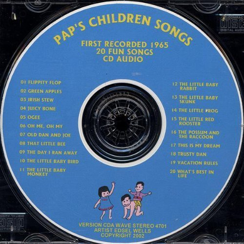 Paps Children Songs