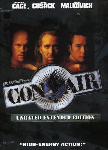 Con Air [Unrated] [Extended Cut]