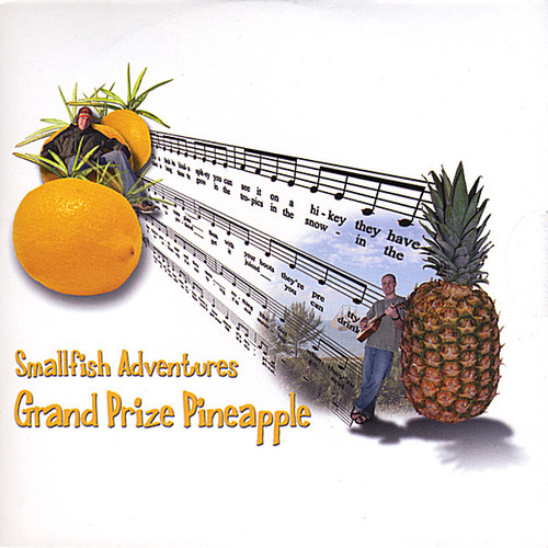 Grand Prize Pineapple