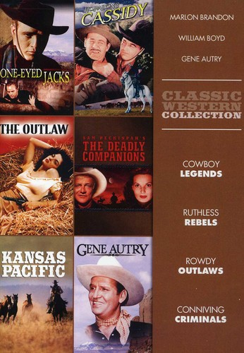 Classic Western Collection 1
