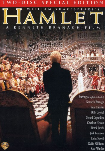 Hamlet [1996] [Special Edition] [Widescreen] [2 Discs] [Remastered]