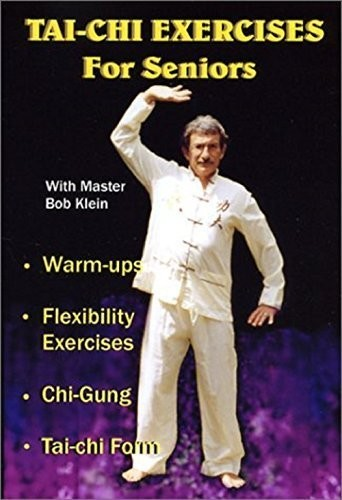 TAI-CHI EXERCISES For Seniors - Warm-ups - Flexibility Exefcises - Chi