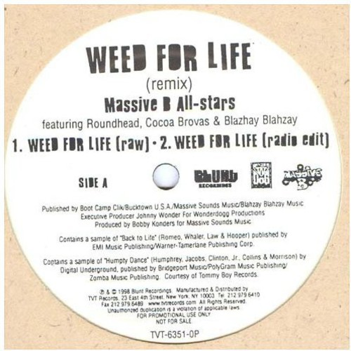 Weed for Life (X3)
