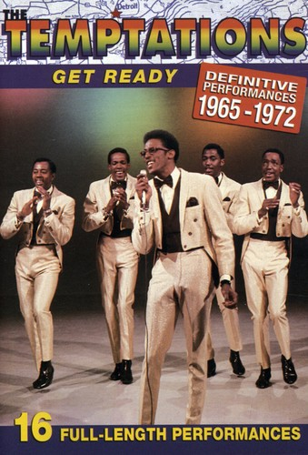The Temptations: Get Ready: Definitive Performances: 1965-1972