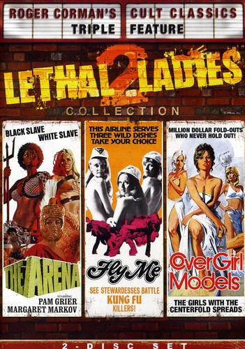 Roger Corman's Cult Classics: Lethal Ladies Collection 2