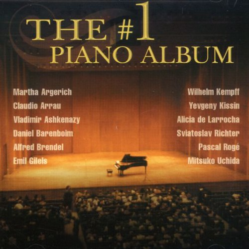 #1 Piano Album /  Various