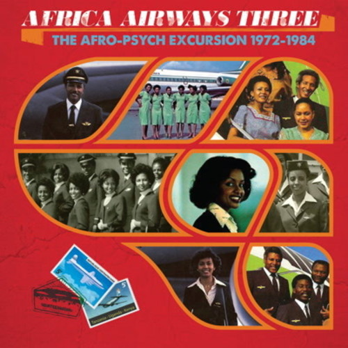Africa Airways 3 (afro-psych Excursion 1972-84)