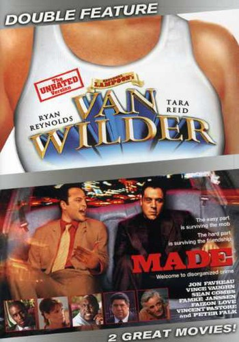 Van Wilder [Unrated]/ Made [Rated] [Full Frame] [WS] [Sensormatic] [Checkpoint]