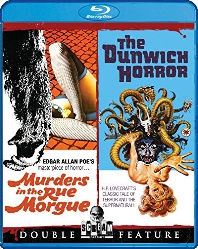 Murders In The Rue Morgue and The Dunwich Horror