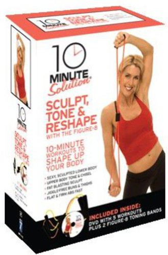 10 Minute Solution: Sculpt, Tone and Reshape Kit