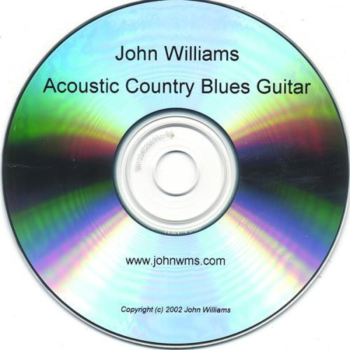 Acoustic Country Blues Guitar