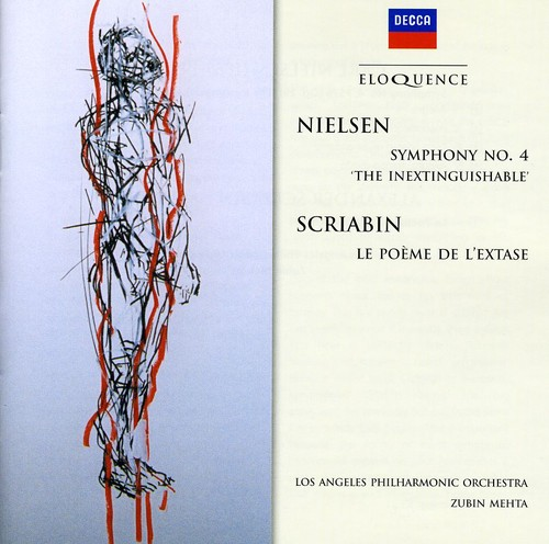 Eloquence: Nielsen - Symphony No 4 FS76 the Inexti