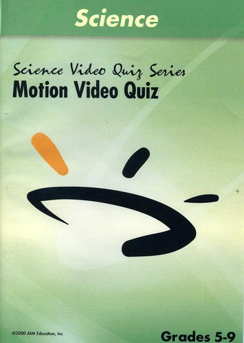 Motion Video Quiz