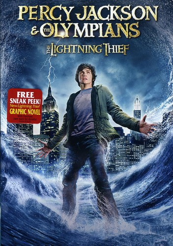 Percy Jackson and The Olympians: The Lightning Thief [WS]
