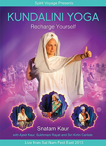Kundalini Yoga: Recharge Yourself