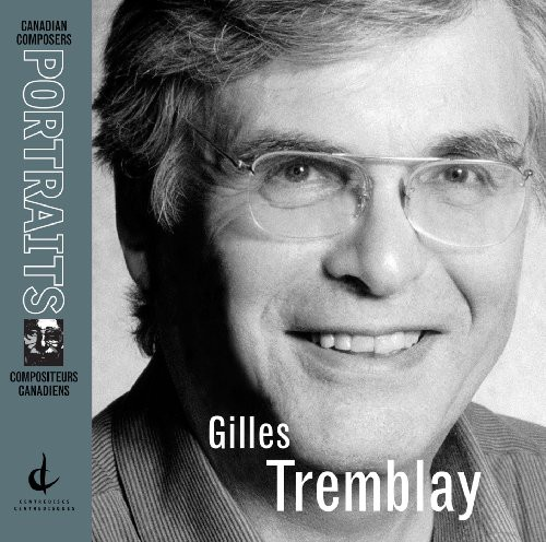Gilles Tremblay Portrait