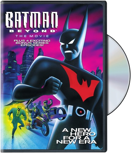 Batman Beyond: The Movie [Full Frame] [Repackaged] [Eco Amaray]