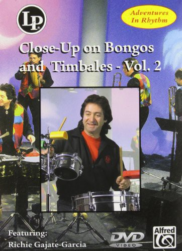 Adventures in Rhythm 2: Close Up on Bongos & Timb