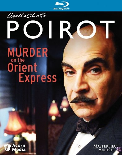 Agatha Christie's Poirot: Murder On The Orient Express
