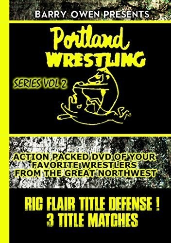 Barry Owen Presents Best of Portland Wrestling 2