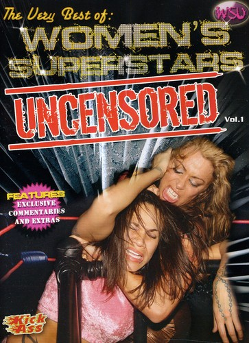 Women's Superstars Uncensored, Vol. 1 (Women's Pro)