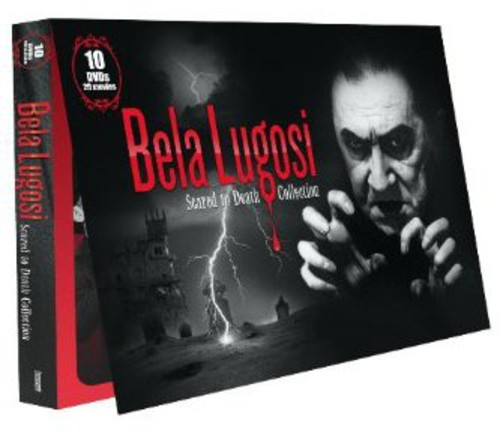 Bela Lugosi: Scared to Death Collection [10-pk]