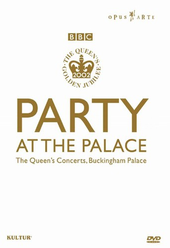 Party At Palace: The Queen's Golden Jubilee [Subtitled]