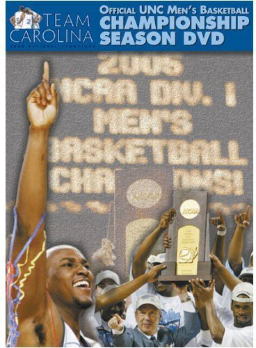 Team Carolina: 2004-2005 Official Unc Men's Basket
