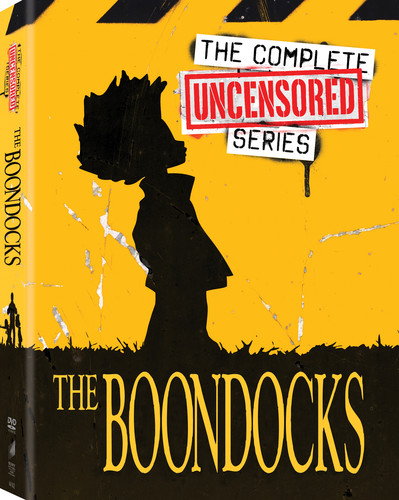 Boondocks: The Complete Set
