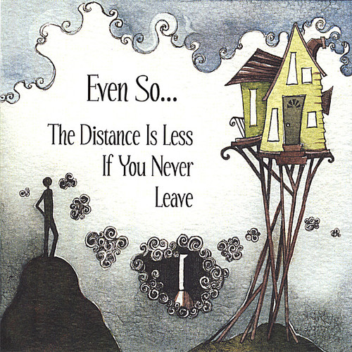 Distance Is Less If You Never Leave