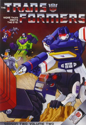 Transformers More Than Meets the Eye: S2 - Vol 2