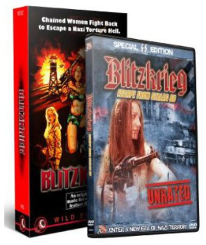 Blitzkrieg: Escape From Stalag 69 [DVD/ VHS Combo Pack]
