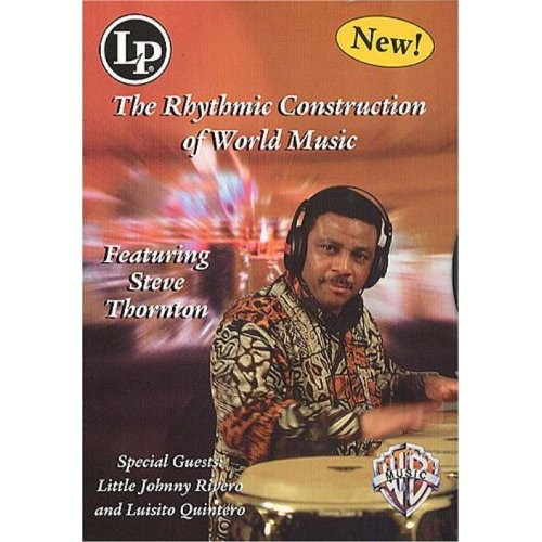 Rhythmic Construction of World Music