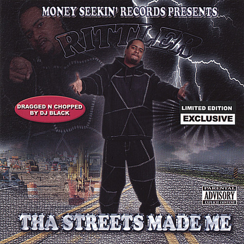 Tha Streets Made Me Mix By 3-6 Mafia's DJ