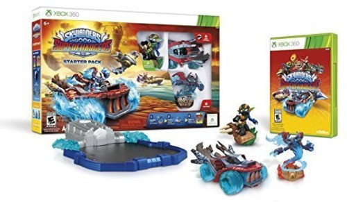 Skylanders Superchargers: Starter Pack for Xbox 360