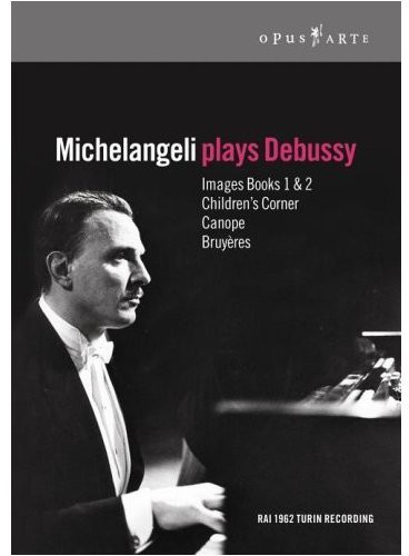 Michelangeli Plays Debussy