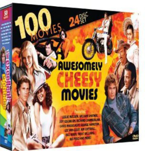 100 Awesomely Cheesy Movies